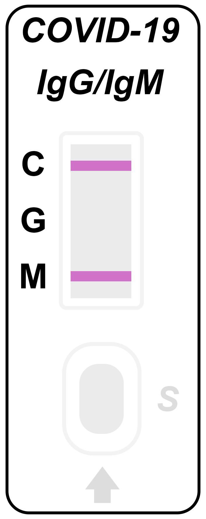#3 IgM Positive